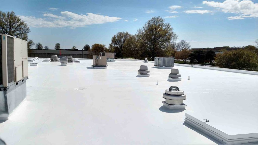Gaco Roof Silicone Cool Roof Store Hawaii Roof Repair