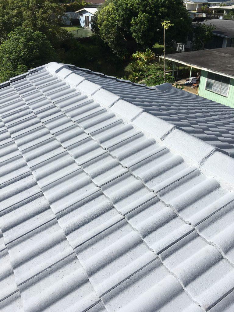 Nu Prime Cool Roof Store Hawaii Roof Repair Leak