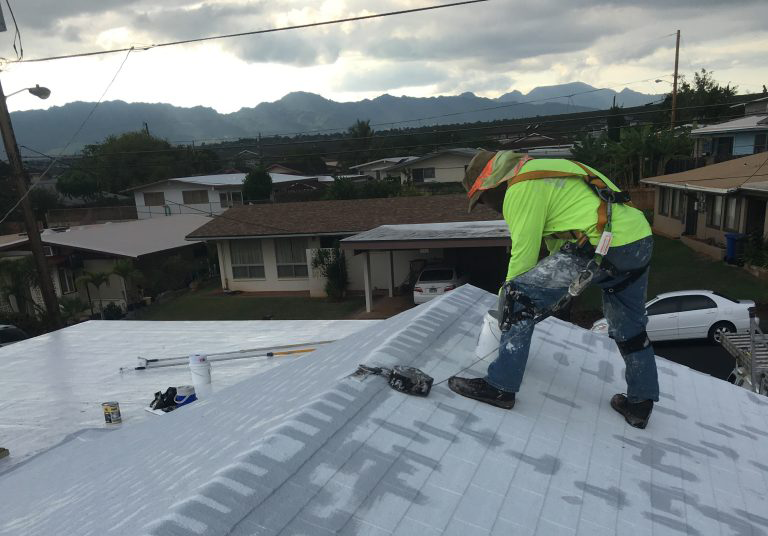 ROOF SHINGLES – Cool Roof Store Hawaii – Roof Repair + Leak